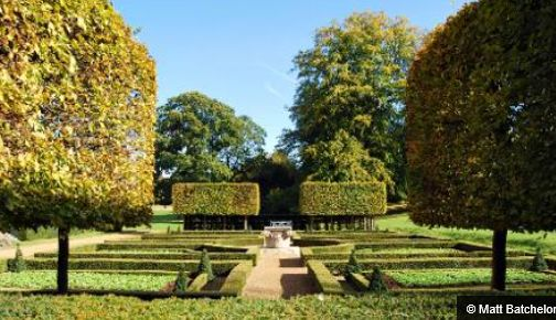 painshill caves | Clandon Park is a National Trust property with house and gardens ...