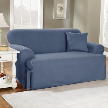 Sectional Sleeper Sofa Sure Fit Cotton Duck Sofa Slipcover