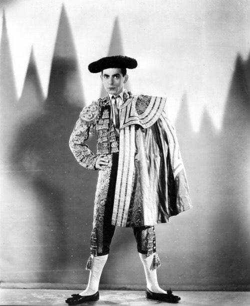 Eddie Cantor, american actor 30's.