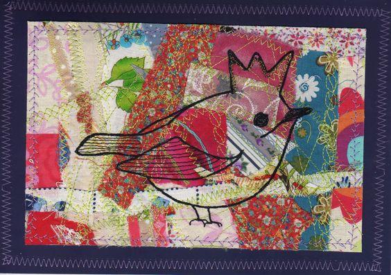 2014228  Happy Birdsday by Neeltje-Pops of Color