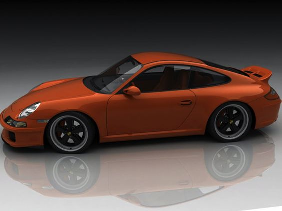 How About Giving The New Porsche 911 Some 356 B Flavor?