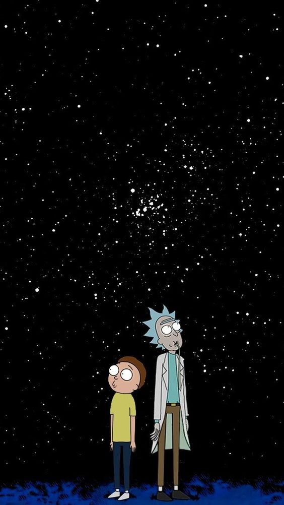 Rick And Morty Hd In 2160x3840 Resolution Rick And Morty Poster Iphone Wallpaper Rick And Morty Rick And Morty Image