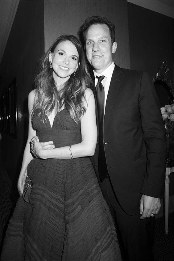 Sutton Foster & Ted Griffin | Tony's