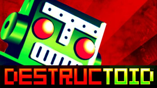 For Gamers. By Gamers.Destructoid is all games all the time.