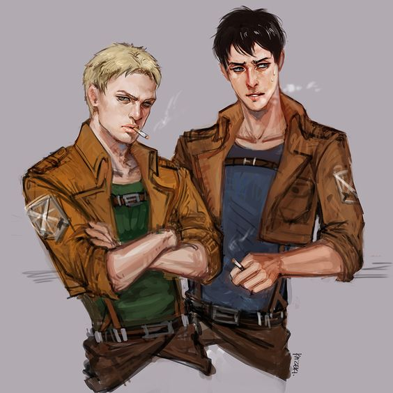Berthold and Reiner SnK