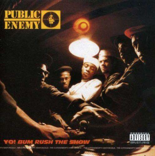 Public Enemy - Yo! Bum Rush The Show on LP