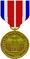 1905-01-04 War Department authorizes the Certificate of Merit Medal