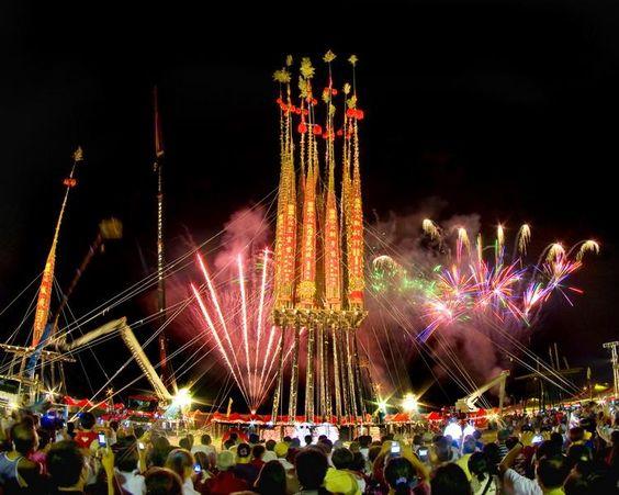 Lễ hội mang đậm nét tâm linh của người Đài Loan