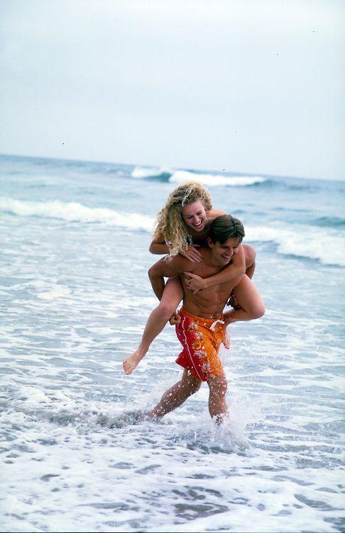 Couples beach Outrageous Couples