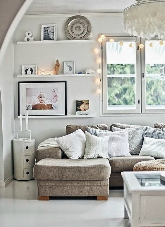 Earthy Living Room Decor: Pinterest • The World's Catalog Of Ideas