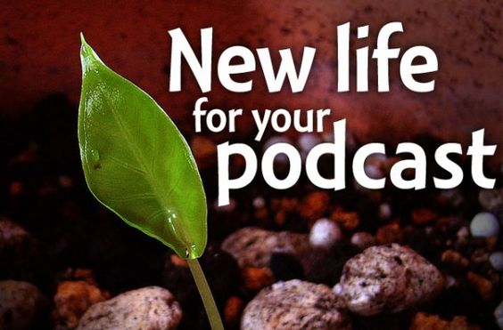7 free and easy ways to give your podcast new life—It may feel like your podcast is dying. That doesn't always mean it's time to quit. Sometimes, your podcast just needs a bit of new life! If you have extra money to spend, I also include some bonus tips.    This is more than just finding content for your podcast, but bringing new inspiration and flavor to what is still your passion.