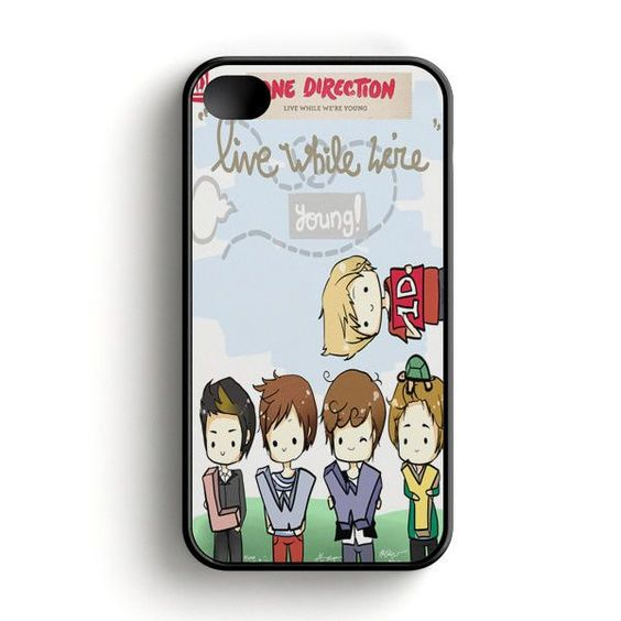 One Direction And 5Sos Collage iPhone 4|4S Case