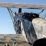 "Fokker D.VII ""Blue Max"" by Oesau"