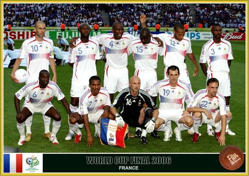 Fan Pictures 2006 Fifa World Cup Germany France Team World Cup Teams World Cup France National Team