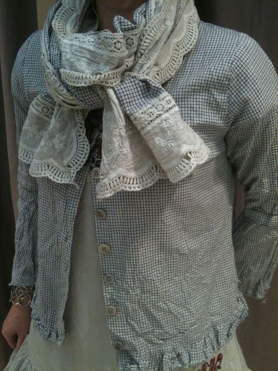 detail veste - créations mode pour femme à Cannes
