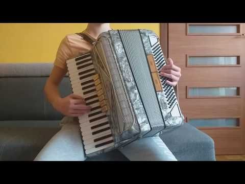 Hawaj Jest Piekny Posrod Gor Hawaj Akordeon Manfrini 120 Youtube Accordion Music