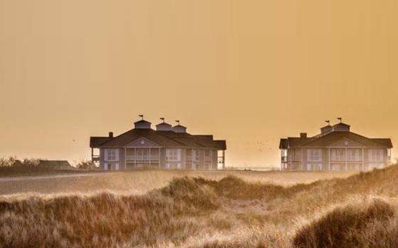 beach motel. st peter ording