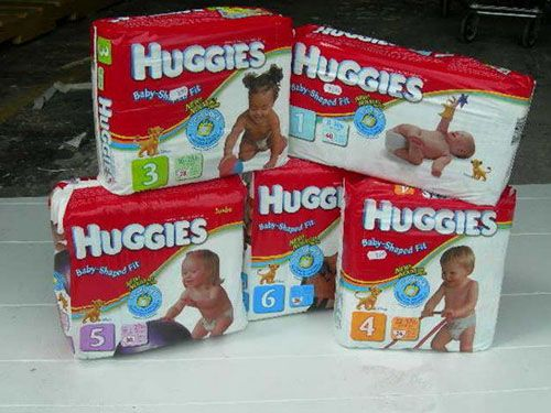 Woah.. #Free #Huggies #Diapers always works for me!