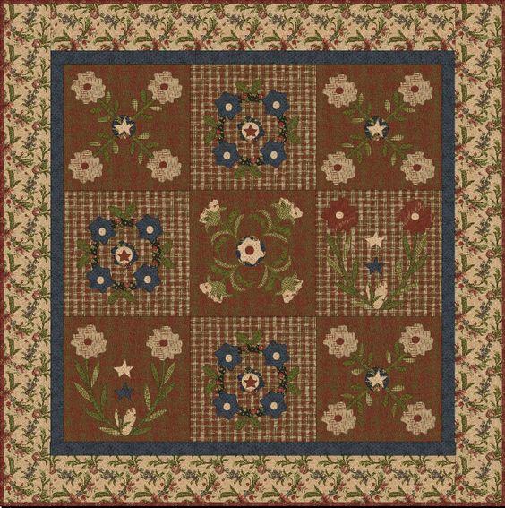 Jan Patek Quilts: Its a start.........
