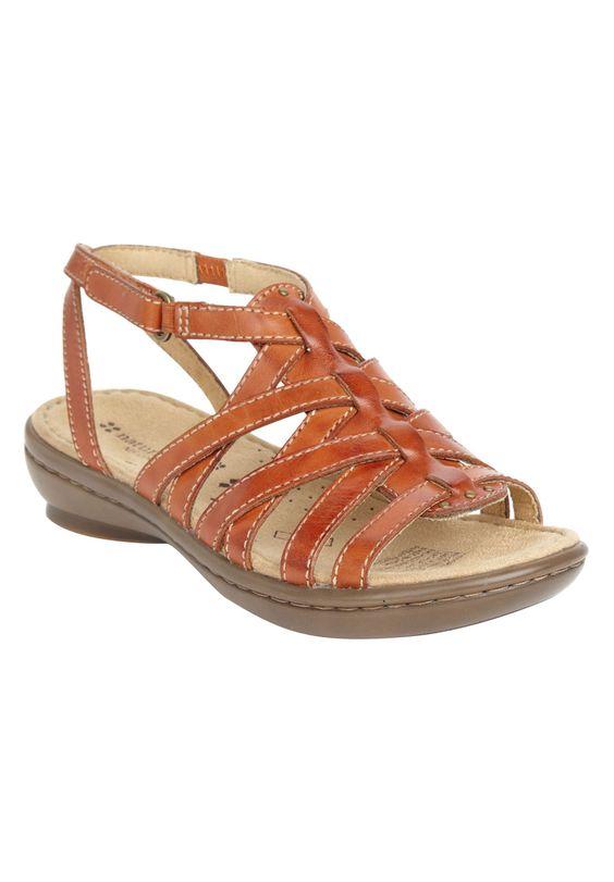 Jamboree multi-strap sandal by Naturalizer® - Roamans