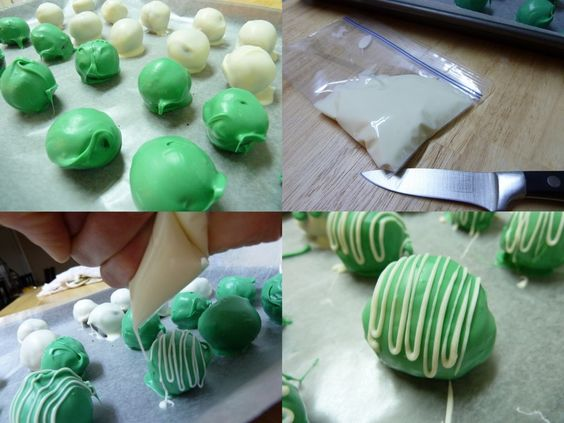 Cookin' Cowgirl: Thin Mint Truffles and a Video