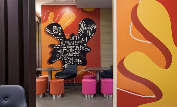 McDonald's Moments, South Korea; Juicy Design