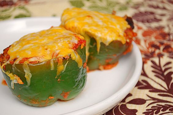 Stuffed Peppers!