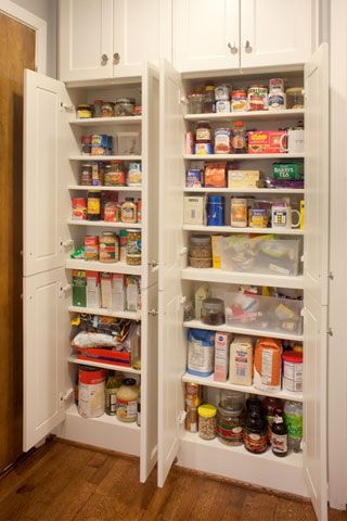 Shallow Kitchen Pantry For The Home Pinterest Pantry Kitchen Pantries And Kitchens