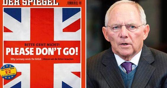 Κύμα αποχωρήσεων από την ΕΕ φοβάται ο Σόιμπλε μετά από ενδεχόμενο Brexit