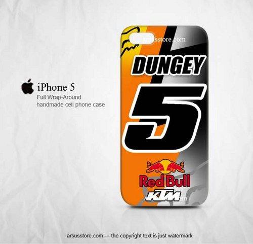Ktm Red Bull Iphone Case