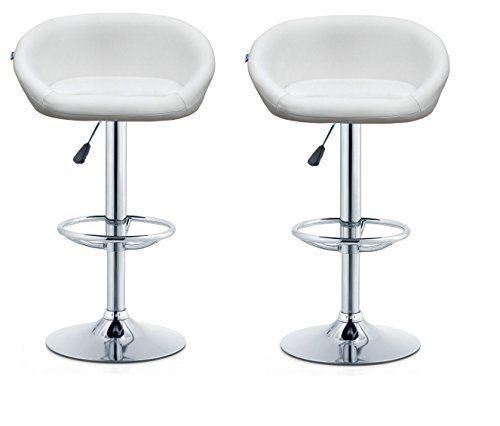 Marvelous Ixir Home Modern Stylish Swivel Leather Adjustable Hydraulic Machost Co Dining Chair Design Ideas Machostcouk
