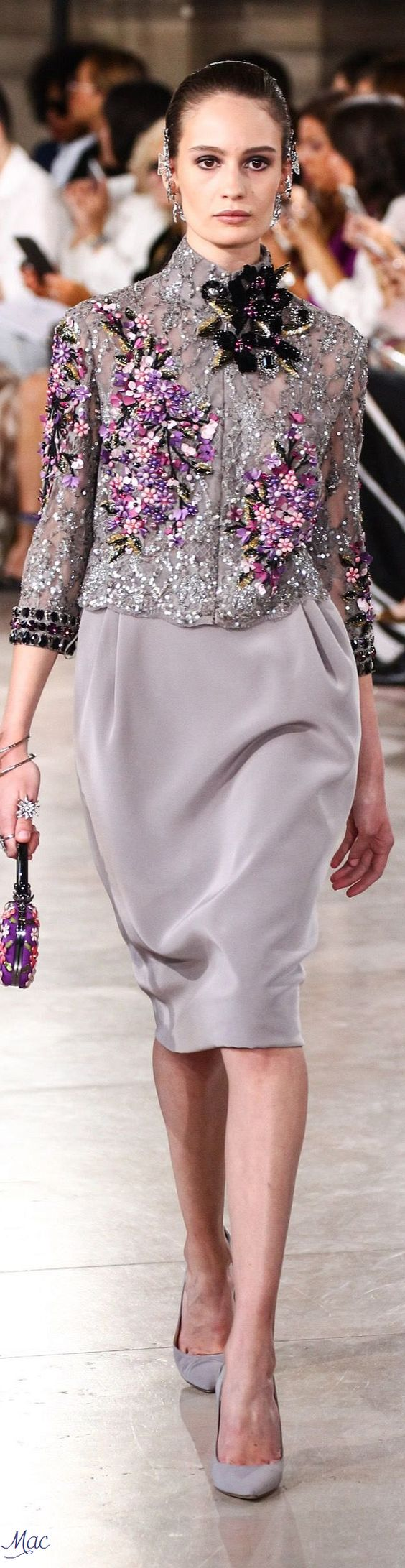 Fall 2016 Haute Couture - Georges Hobeika: