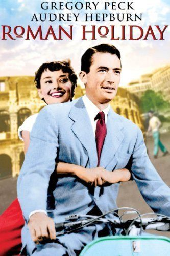 Amazon.com: Roman Holiday: Gregory Peck, Audrey Hepburn, Eddie Albert, Hartley Power: Movies & TV.  She wasn't even suppose to receive headlining credits during this film. Midway filming Gregory Peck requested she be added.: