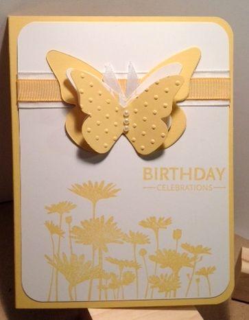 Upsy Daisy & Beautiful Butterflies Bigz die.: