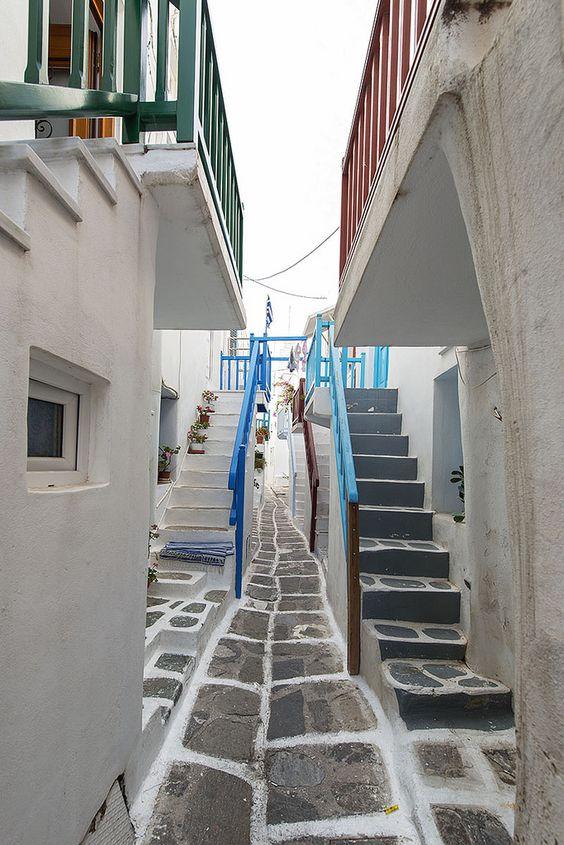 calle de mikonos
