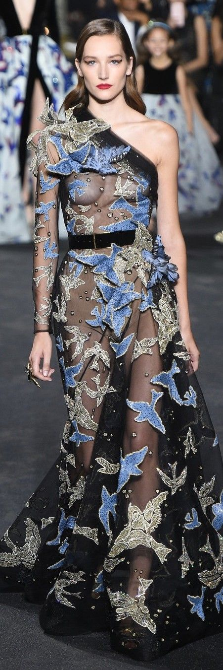 Elie Saab couture 2016                                                                                                                                                      More