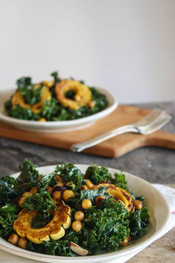 ... protein squashes kale salads salads chickpeas roasted squash vegans