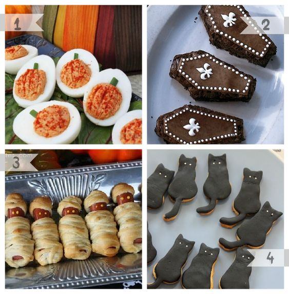 Halloween inspiração de comidas - party food inspiration3