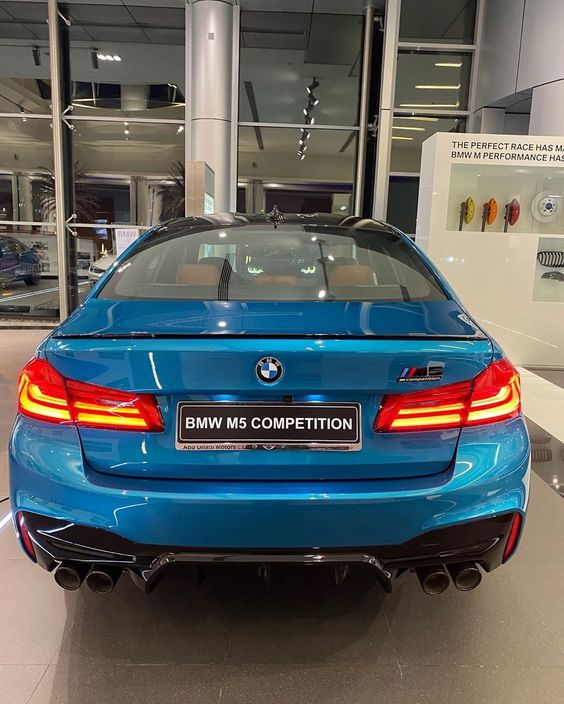 Bmw M5 F90 Competition In 2020 Bmw M5 Bmw Competition