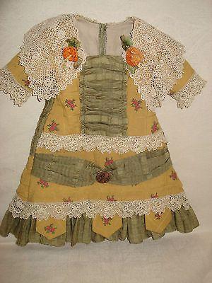 Interesting combination of fabrics