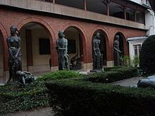 The Musée Bourdelle is an art museum located at 18, rue Antoine Bourdelle, in the 15th arrondissement of Paris, France. It is open daily, except Mondays. The nearest Paris Métro stations are Falguière and Montparnasse – Bienvenüe.  The museum preserves the studio of sculptor Antoine Bourdelle (1861–1929), and provides an example of Parisian ateliers from the late 19th and early 20th centuries. It was Bourdelle's active studio from 1885-1929.  In 1922 he began plans to turn his studio into a…