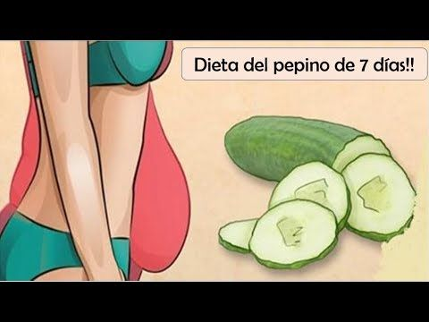 Dieta Del Pepino Para Eliminar La Grasa Del Cuerpo En 7 Días Curas Naturales Dieta Del Pepino Dieta Dietas