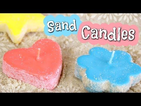 how to make candles at home youtube