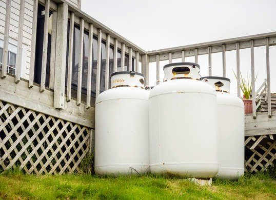 11 Things Never To Keep In Your Garage Propane Powered Generator