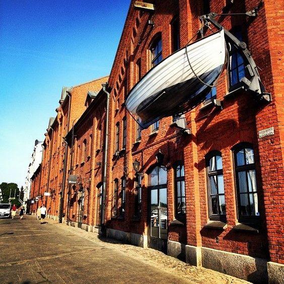 Helsinki Finland waterfront 2013