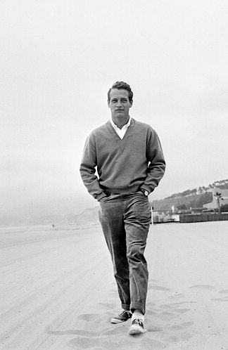 Paul Newman, 1958: