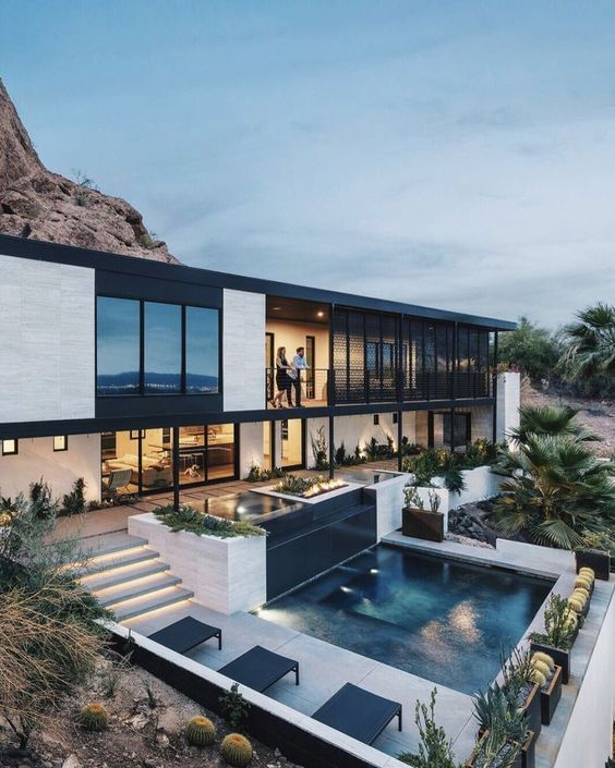 The Best Luxury Homes Las Mejores Casas De Lujo In 2020 House Architecture Design Luxury Homes Dream Houses Architecture House