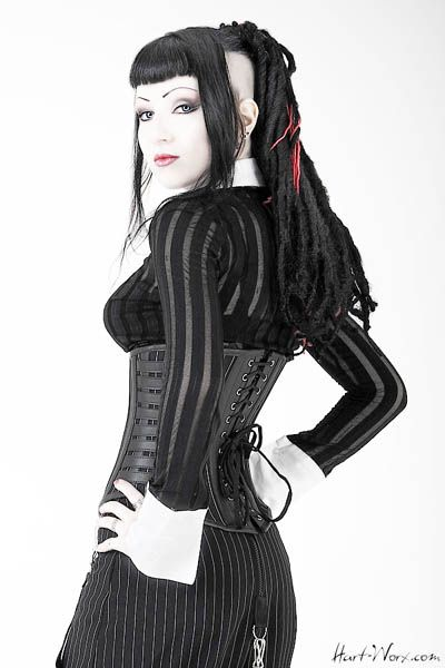 Darkness in a Corset