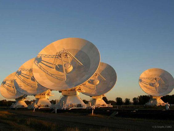 The Australia Telescope Compact Array, Narrabri