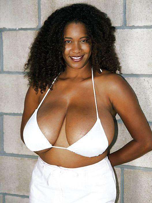 Huge big saggy tits